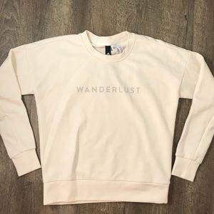 25b88051fc8 adidas Tops | New Wanderlust Crew Sweatshirt Sz Small | Poshmark